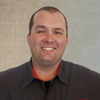Dustin Smothers Nissan Master Technician