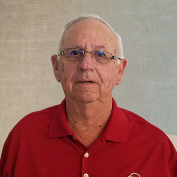 Harold Hubert Shuttle Driver