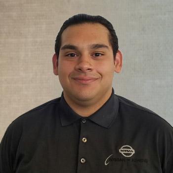 Jorge Ortega Service Advisor