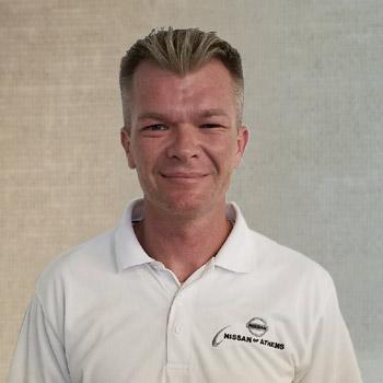 Serge Bruyako Service Advisor